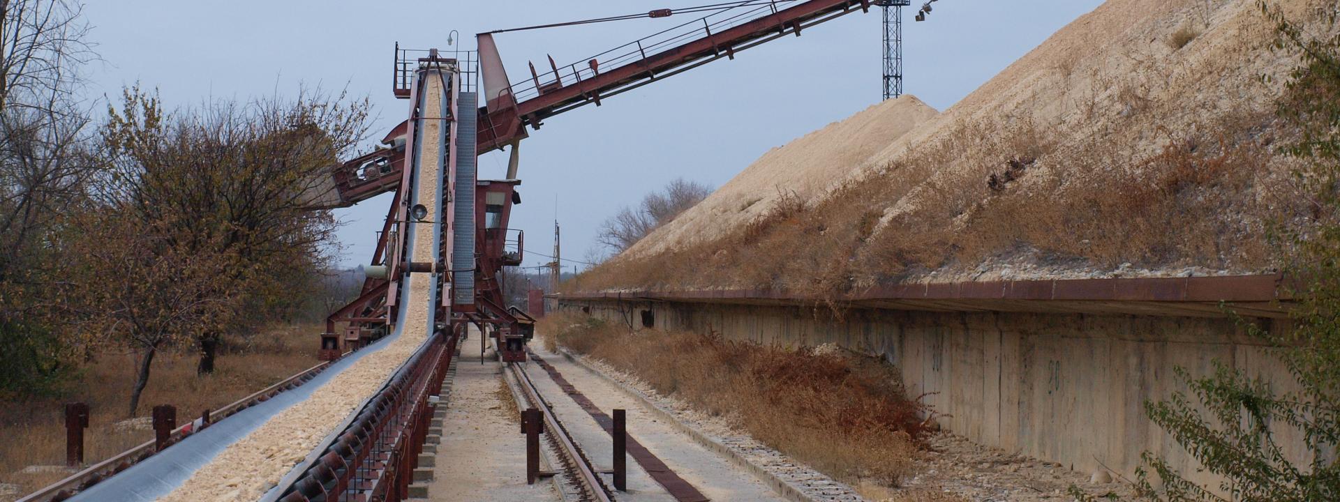 Zhovtokamyanka Quarry, HeidelbergCement Ukraine